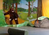 Der Grüffelo mit dem Kindertheater Tip Tap