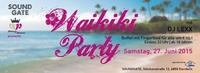 Waikiki Party by PrincePrincess