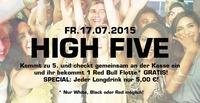 High Five@A-Danceclub