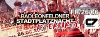 Bad Leonfeldner Stadtplatznacht - Afterparty