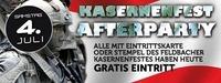 Kasernenfest Afterparty