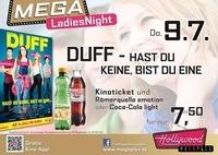 Mega LadiesNight: Duff