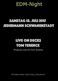 EDM-Night presented by Tom Terence