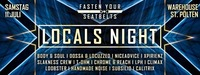 Fasten Your Seatbelts - Locals Night