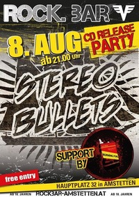 Stereo Bullets CD Release Party