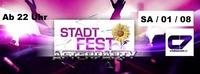 After Party Stadtfest Bad Leonfelden