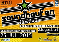 Soundhaufen Festival@Beachvolleyballplatz