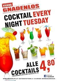 Cocktail Night@Gnadenlos