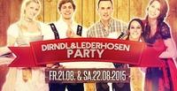 Dirndl & Ledernhosenparty@A-Danceclub
