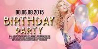 Birthday Party - After Job Party - Cream & Fruits@A-Danceclub
