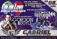OFFICIAL COLOR LOVE AFTERSHOW PARTY