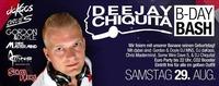 DJ Chiquitas Birthday Bash