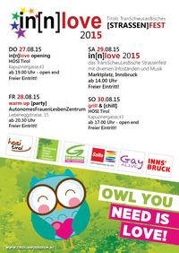 In[n]love Weekend Opening 2015@HOSI Tirol