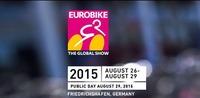 Eurobike 2015@Messe Friedrichshafen