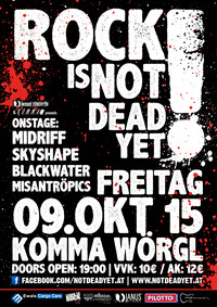 Rock is Not Dead Yet