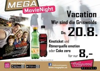 MEGA MovieNight: Vacation