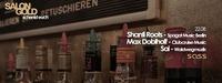 Salon Gold schenkt euch:  Shanti Roots - Max Doblhoff - Sai  Freier Eintritt
