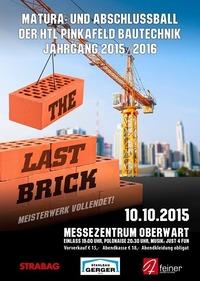 Maturaball - HTL Pinkafeld Bautechnik@Mezo Messezentrum Oberwart