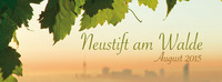 Neustifter Kirtag 2015@Neustift am Walde