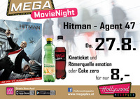 MEGA MovieNight: Hitman - Agent 47