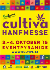 Cultiva - Hanfmesse 2015