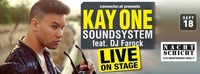 Kay One  Live on Stage
