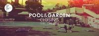 Pool & Garden Closing 2015