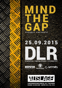 Mind the Gap@Club Auslage