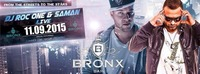 DJ Roc One, Saman & MC Stanko LIve@Bronx Bar