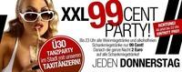 XXL 99 Cent Party@Bollwerk Klagenfurt