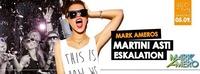 Mark Ameros Asti Eskalation
