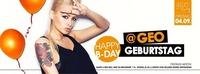Happy Birthday@GEO