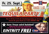 Tequila Party Ole Ole Ole@Excalibur