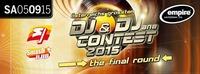 DJ & DJane Contest 2015@Empire Linz