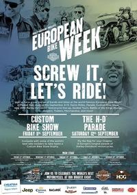 European Bike Week Faak am See 2015@Faaker See
