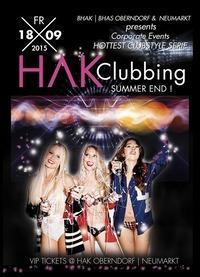 HAK Clubbing - Summer End