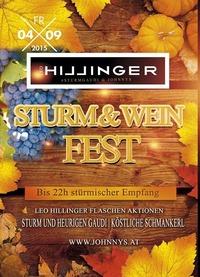 Sturm & Weinfest