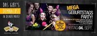 Mega-Geburtstags-Party & Ladies Night