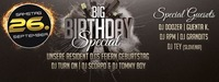 Big Birthday special@MAX Disco