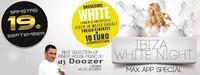 Ibiza white Night