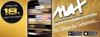 Max App Prsentation