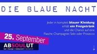 Die Blaue Nacht@Absoulut
