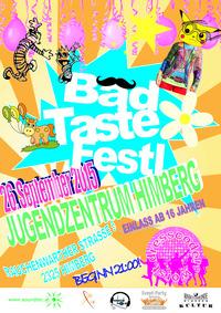 Bäd Taste Festl 2.0@Jugendzentrum