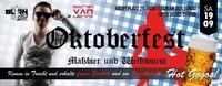 Oktoberfest mit Martin Van Lectro@Burnout Club