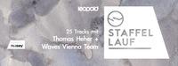 Staffellauf - 25 Tracks mit Thomas Heher + Waves Vienna Team