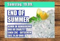 End of Summer@Crazy