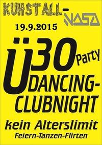 Ü30 Party Dancing - Clubnight mit DJ Showtime