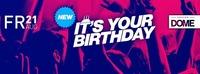 Your Birthday Celebration