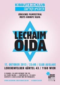 JFW meets KIBBUTZ KLUB: LeChaim, Oida!@Club Auslage
