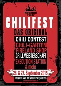 Chilifest 2015@Halle 12, Messegelände Wieselburg
